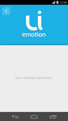 Huawei Ascend P7 - Software update - update installeren zonder PC - Stap 8