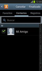 Samsung Galaxy S3 Mini - Mensajería - Escribir y enviar un mensaje multimedia - Paso 8