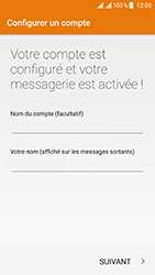 ZTE Blade V8 - E-mail - Configuration manuelle - Étape 22