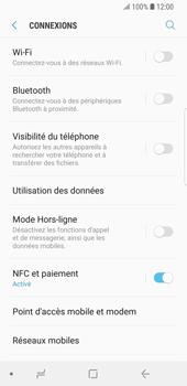 Samsung Galaxy S9 - Réseau - Activer 4G/LTE - Étape 5