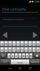 Sony Xperia L - Aplicaciones - Tienda de aplicaciones - Paso 12