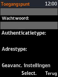Nokia 3310 - Internet - Handmatig instellen - Stap 13