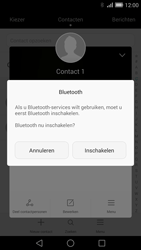 Huawei Ascend Mate 7 4G (Model MT7-L09) - Contacten en data - Contacten overzetten via Bluetooth - Stap 7