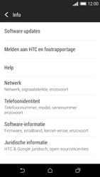 HTC Desire 610 - Software update - update installeren zonder PC - Stap 5