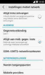 Huawei Ascend Y330 - Internet - Handmatig instellen - Stap 7