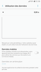 Samsung Galaxy A3 (2017) - Internet - activer ou désactiver - Étape 7