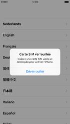 Apple iPhone 6s - Premiers pas - Créer un compte - Étape 3
