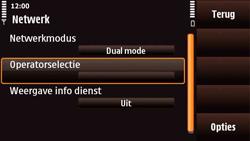 Nokia N97 Mini - Buitenland - Bellen, sms en internet - Stap 6