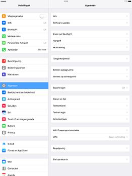 Apple ipad-pro-12-9-inch-met-ios10-model-a1652 - E-mail - Handmatig instellen - Stap 4