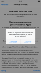 Apple iPhone 6 iOS 9 - Applicaties - Account aanmaken - Stap 11