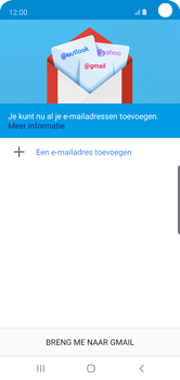 Samsung Galaxy S10e - E-mail - handmatig instellen (gmail) - Stap 6