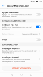 Huawei P10 (Model VTR-L09) - E-mail - Instellingen KPNMail controleren - Stap 17
