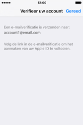Apple iPhone 4S (iOS 9) - apps - account instellen - stap 25