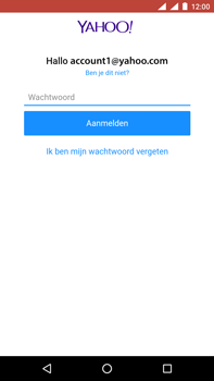 Nokia 6.1 Dual-SIM (TA-1043) - E-mail - 032b. Email wizard - Yahoo - Stap 10