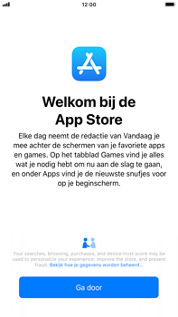 Apple iPhone 6s Plus - iOS 12 - Applicaties - Download apps - Stap 3