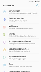 Samsung Galaxy J5 (2017) - Buitenland - Internet in het buitenland - Stap 5