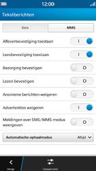 BlackBerry Z30 - MMS - probleem met ontvangen - Stap 8