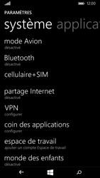 Microsoft Lumia 535 - Réseau - Changer mode réseau - Étape 4