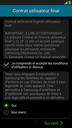 Samsung Galaxy S4 - Premiers pas - Créer un compte - Étape 6