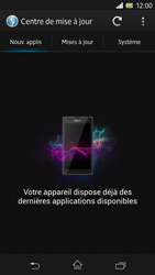 Sony C6603 Xperia Z - Réseau - Installation de mises à jour - Étape 7