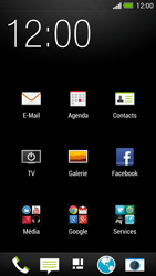 HTC One - Contact, Appels, SMS/MMS - Ajouter un contact - Étape 3