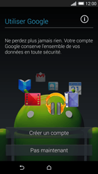 HTC Desire 820 - Premiers pas - Créer un compte - Étape 6