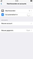 Apple iPhone 8 - iOS 12 - E-mail - Account instellen (POP3 zonder SMTP-verificatie) - Stap 4