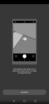 Huawei P20 lite - Photos, vidéos, musique - Créer une vidéo - Étape 3