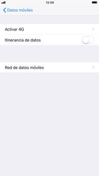 Apple iPhone 7 Plus iOS 11 - Mensajería - Configurar el equipo para mensajes multimedia - Paso 5
