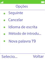 NOS Hakan - Email - Configurar a conta de Email -  19