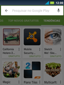 Motorola Master XT605 - Aplicativos - Como baixar aplicativos - Etapa 14