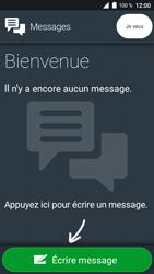 Doro 8035 - SMS - Configuration manuelle - Étape 4