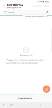 Samsung Galaxy Note9 - E-mail - Envoi d