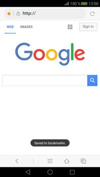 Huawei Mate S - Internet - Internet browsing - Step 6