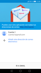 Huawei P9 - E-mail - Configurar Gmail - Paso 15