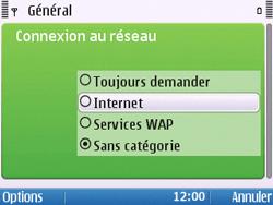 Nokia E5-00 - Internet - Configuration manuelle - Étape 25