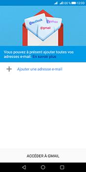 Huawei Mate 10 Pro - E-mails - Ajouter ou modifier votre compte Gmail - Étape 5