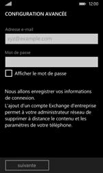 Nokia Lumia 530 - E-mails - Ajouter ou modifier un compte e-mail - Étape 8