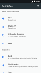 Nokia 5 - Internet no telemóvel - Como configurar ligação à internet -  4