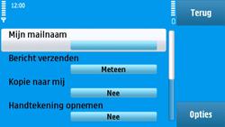 Nokia N97 - E-mail - e-mail instellen: POP3 - Stap 29