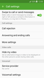 Samsung J500F Galaxy J5 - Voicemail - Manual configuration - Step 6
