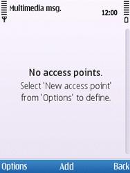 Nokia C5-00 - MMS - Manual configuration - Step 8