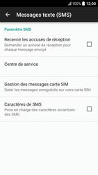 HTC 10 - SMS - Configuration manuelle - Étape 10