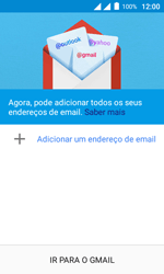 """Alcatel Pixi 4 (4"""") - Email - Configurar a conta de Email -  6"""