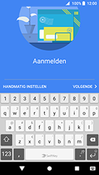 Sony Xperia XZ Premium - Android Oreo - E-mail - e-mail instellen (outlook) - Stap 9