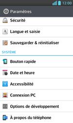 LG Optimus L5 II - Internet et connexion - Utiliser le mode modem par USB - Étape 4