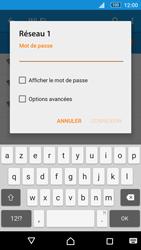 Sony Xperia M5 - WiFi et Bluetooth - Configuration manuelle - Étape 7