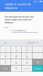 Huawei P9 Lite - Premiers pas - Créer un compte - Étape 15