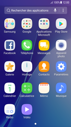 Samsung A310F Galaxy A3 (2016) - Android Nougat - E-mail - Envoi d
