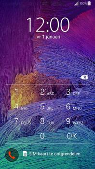 Samsung Galaxy Note 4 (N910F) - Toestel - Toestel activeren - Stap 3